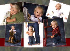 Baby Custom Cards